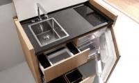 Принцип построения мини-кухни